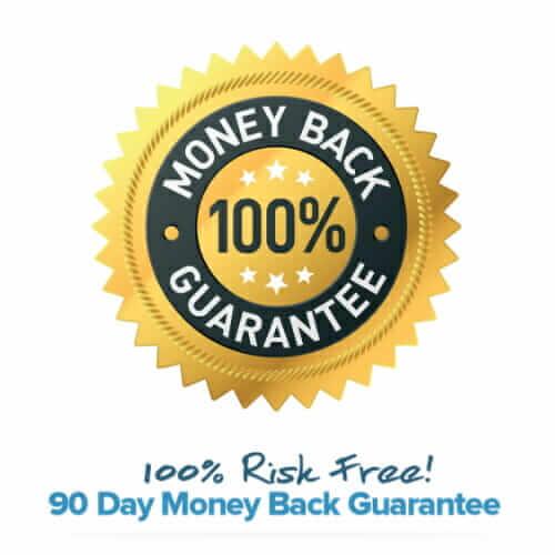 90 Day Money Back Guarantee