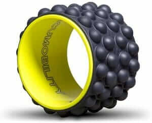 back foam roller deep tissue back massager