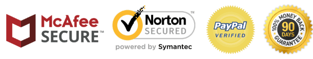 secure checkout trusted seals