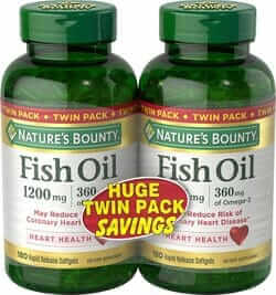 fish oil omega 3 supplement