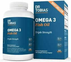 fish oil triple strength omega 3