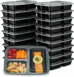 meal prep food containers
