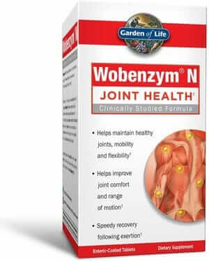Wobenzyme N Joint Health supplement