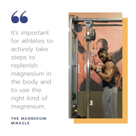 Magnesium therapy can help reduce pain and heal tendonitis