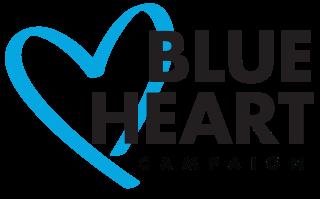 unodc blue heart logo